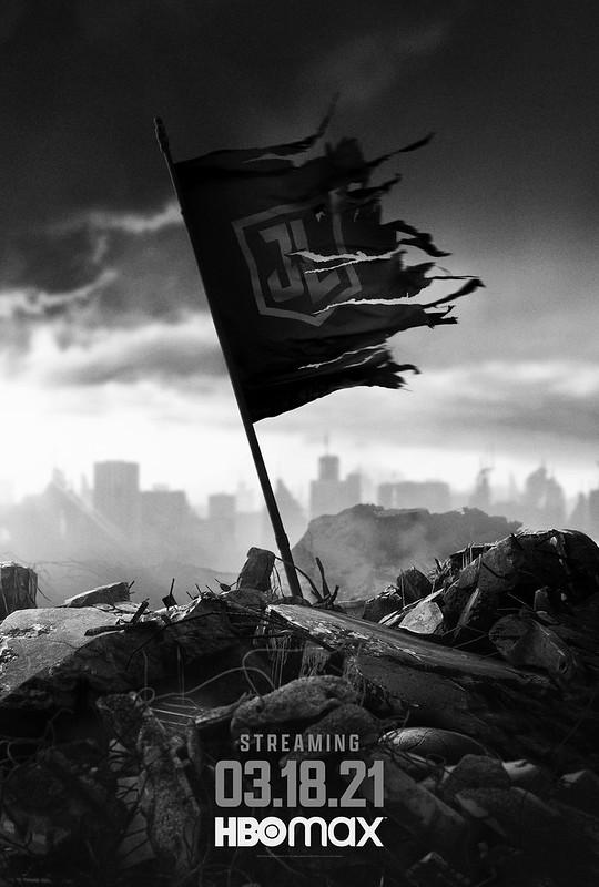 Filem ZACK SNYDER'S JUSTICE LEAGUE Bakal Ditayangkan di HBO Go Pada 18 Mac Ini