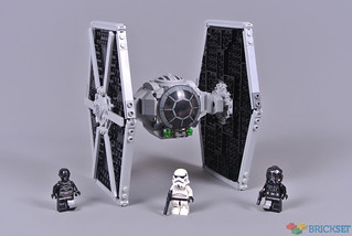 Review: 75300 Imperial TIE Fighter