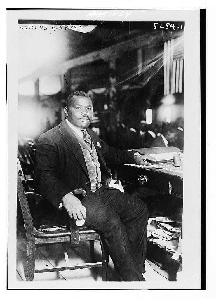 Marcus Garvey, 1887-1940 (LOC)