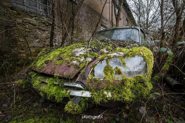 Urbex : Garage Viper