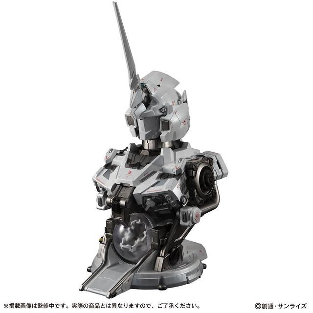 自動變形毀滅模式!ULTIMATE MECHANIX 獨角獸鋼彈 12 月發售