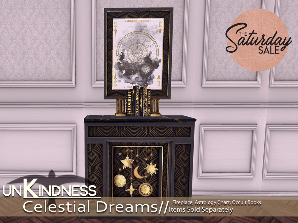 uK - Celestial Dreams Set