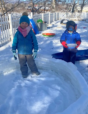 igloo builders