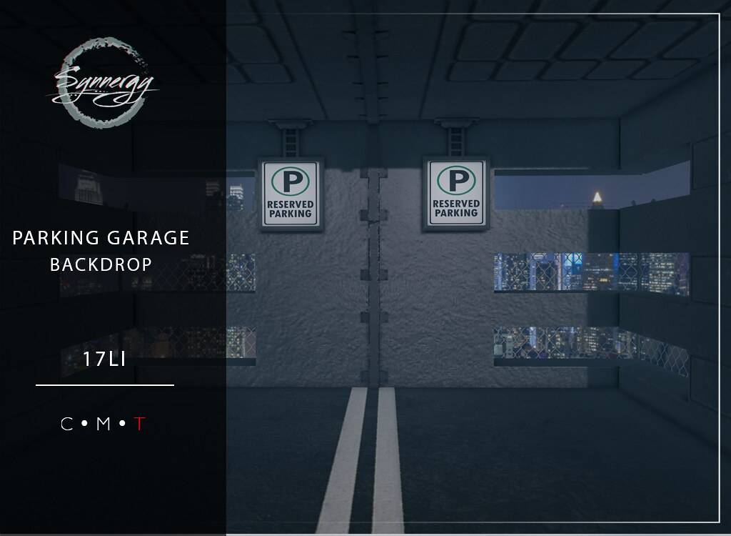 Parking Garage  @ Manly Weekend Sale