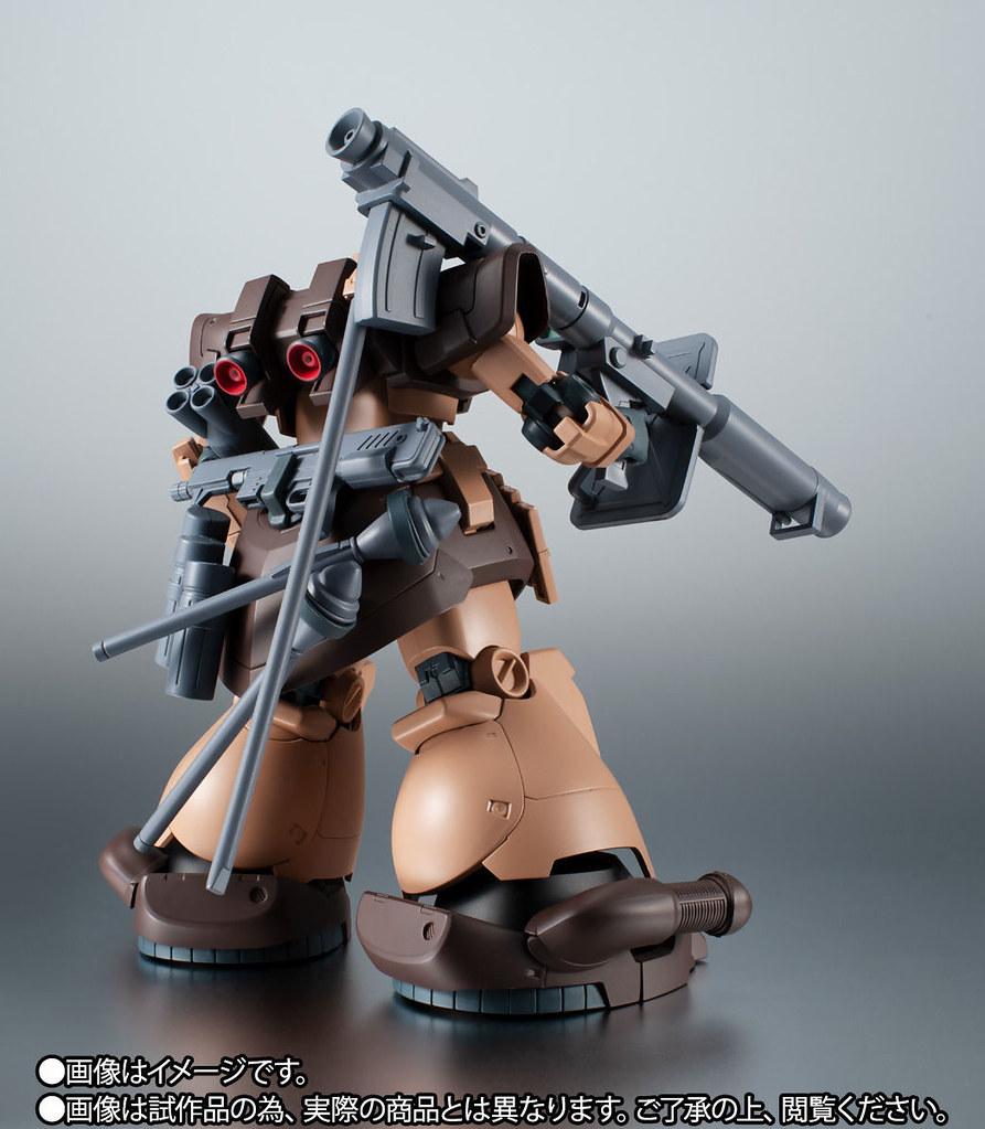 ROBOT魂「德姆熱帶型 (慶伯利基地規格)ver. A.N.I.M.E.」06 月登場!
