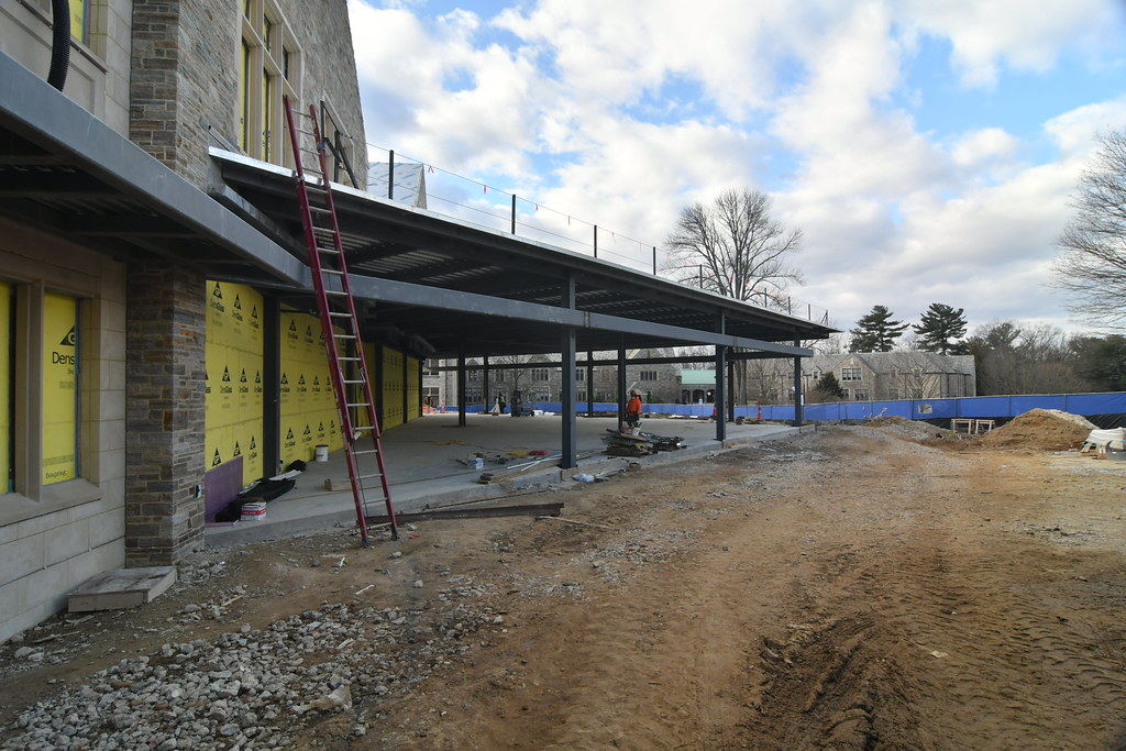 Innovative Learning Center Construction