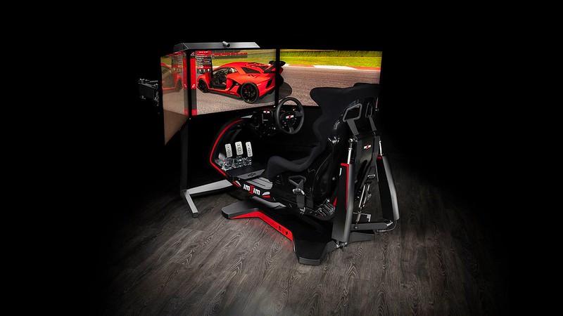 ImSim Alma Racer