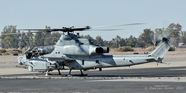 AH-1Z 168399/UV-45 HMLA-267 - USMC