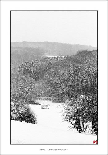 Luxembourg landscape in the snow | by Hans ter Horst Photography