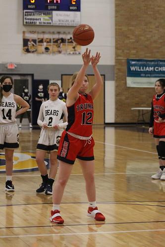 Girls' Basketball vs. Chrisman