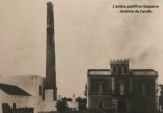 L'antico pastificio Gasparro - ph Archivio de Carolis