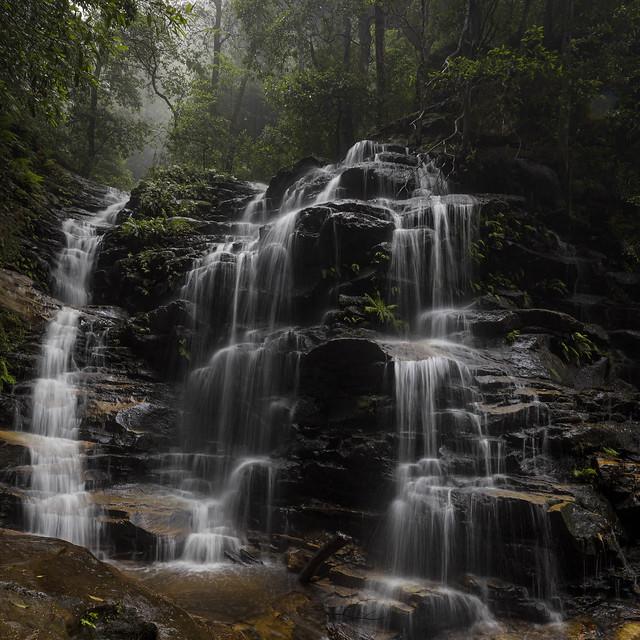 Sylvia Falls || Leura {Explore 158, 2021/01/30}
