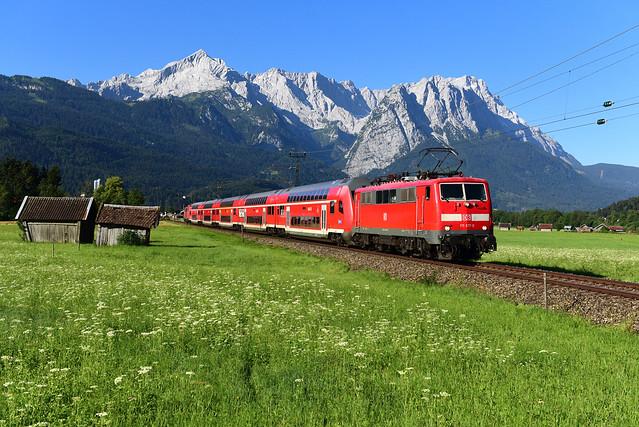 111 017-0 I RB 59456 I Garmisch-Partenkirchen (11922)