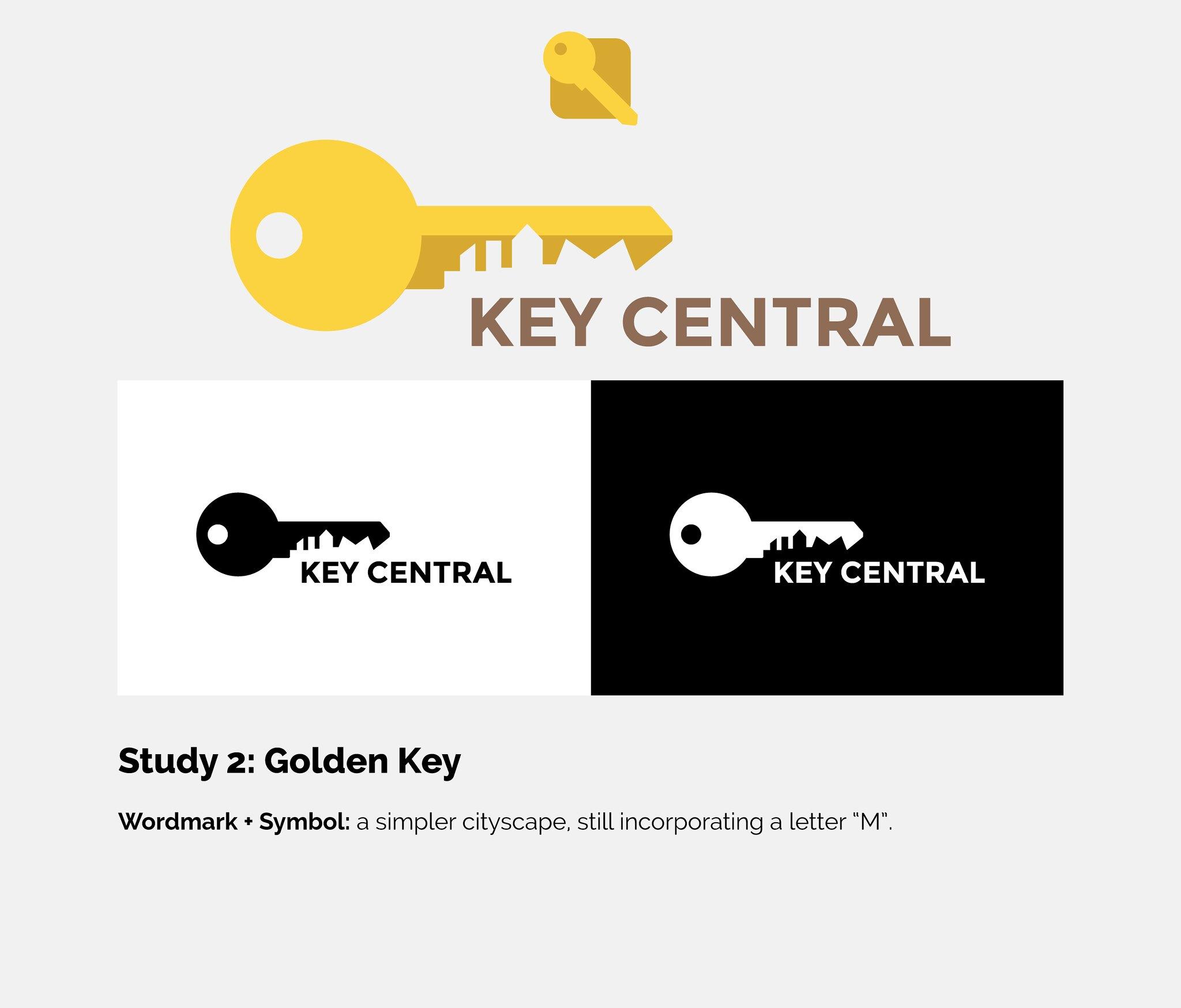Key Central - Logo - Round 2 - Study 2