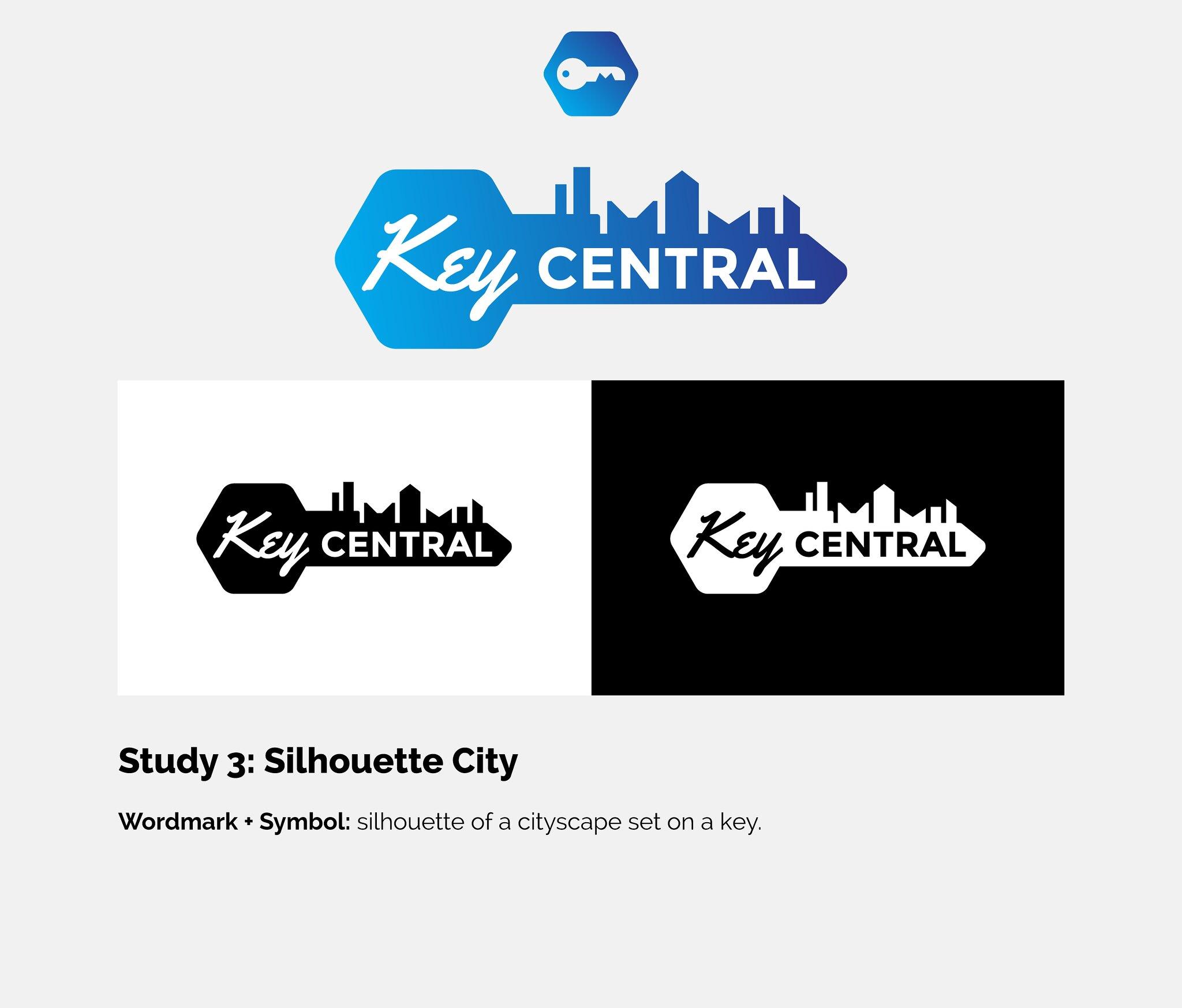Key Central - Logo - Round 2 - Study 3