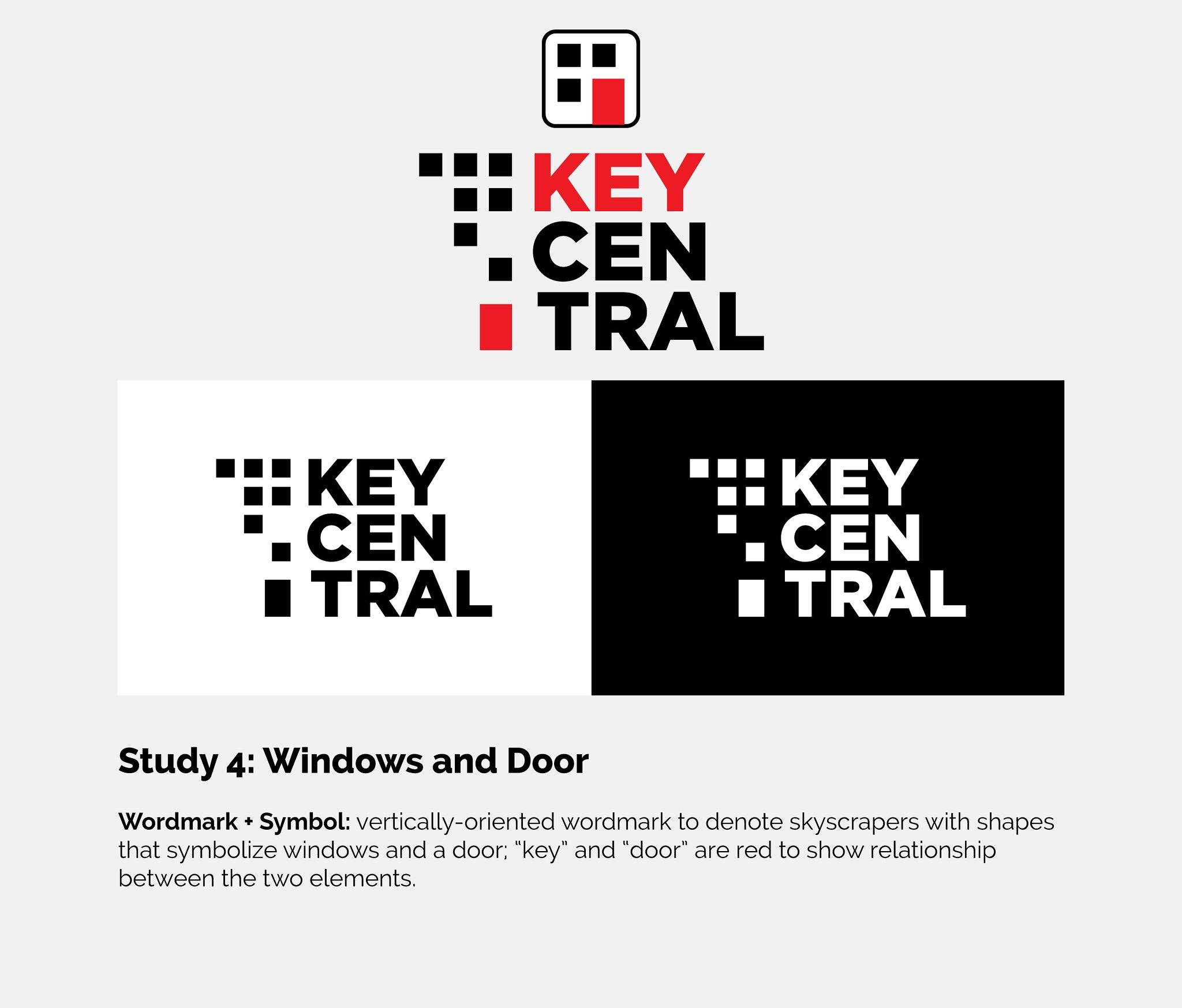 Key Central - Logo - Round 1 - Study 4