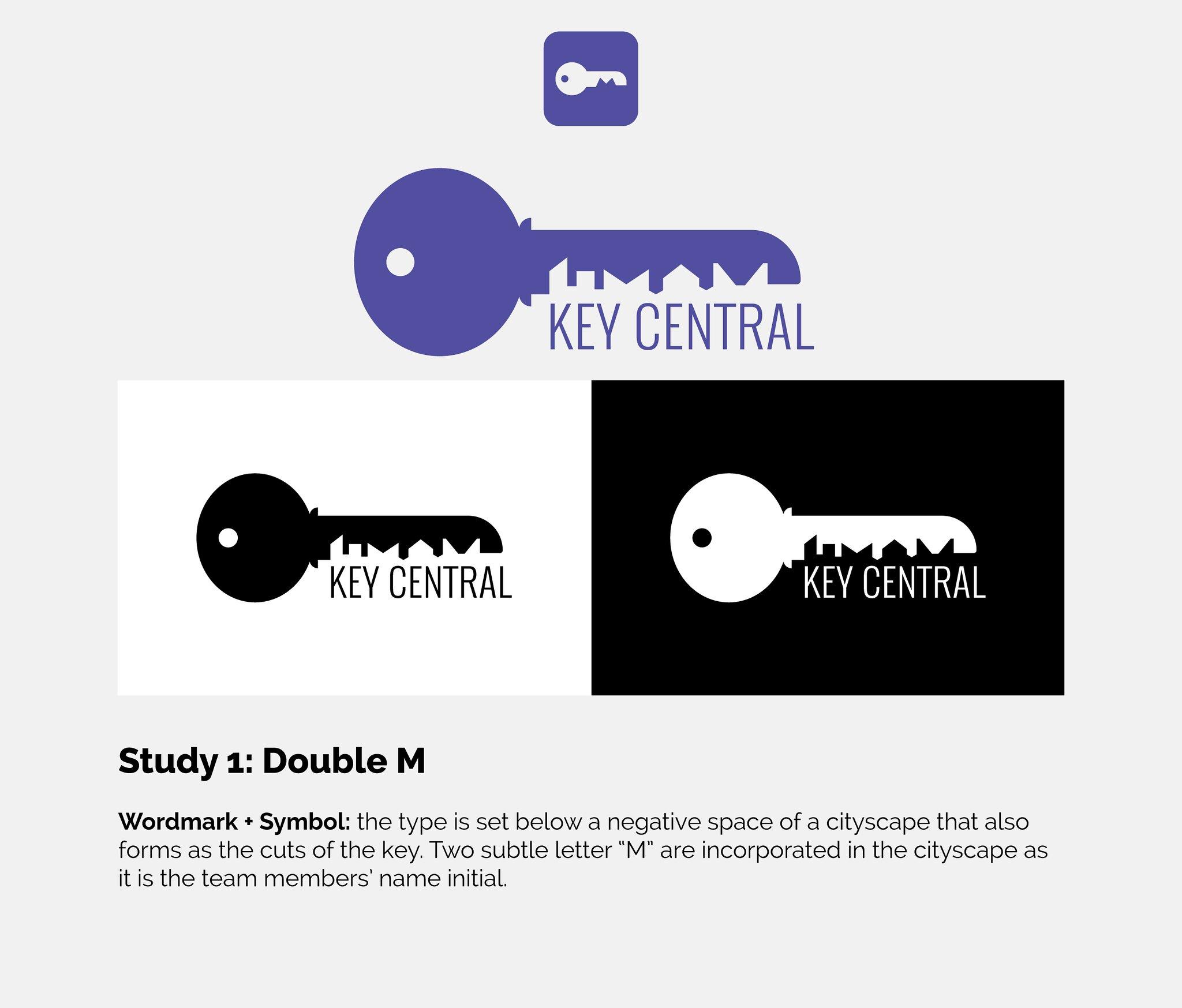 Key Central - Logo - Round 2 - Study 1
