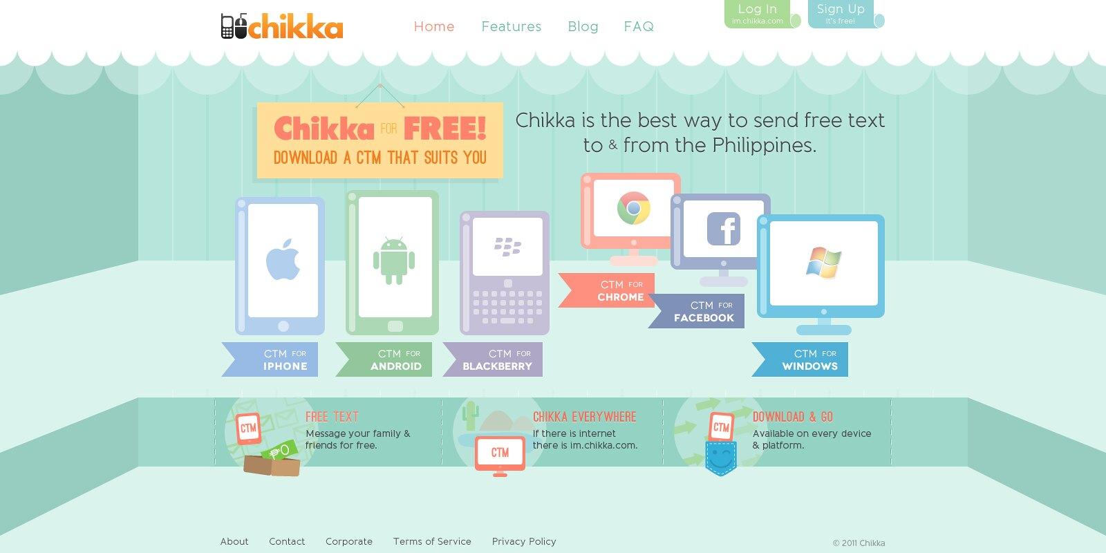 Chikka - Website - Study 3 - 2011-08-19