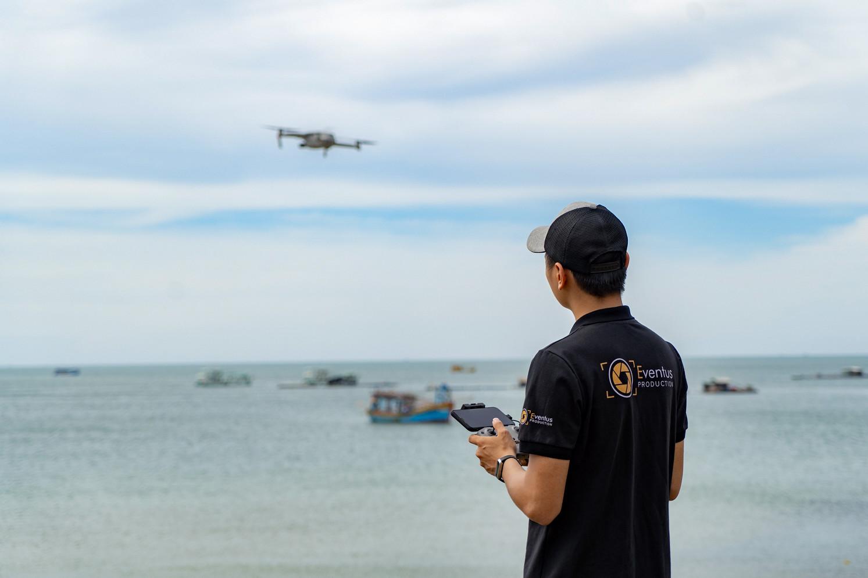 dịch vụ cho thuê flycam nghệ an