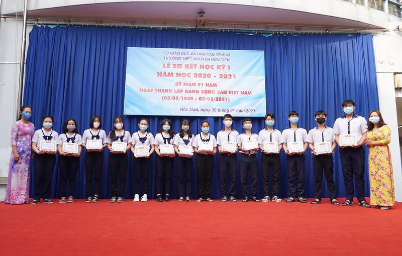 Lễ sơ kết HK1