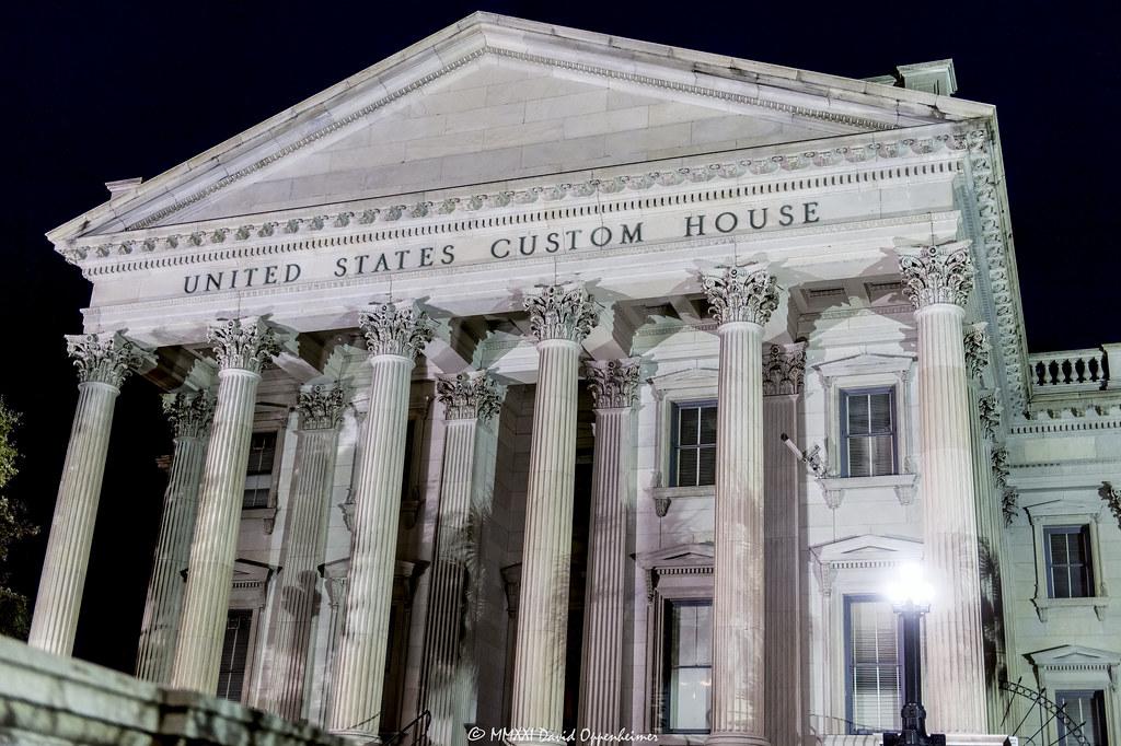 United States Custom House In Charleston South Carolina Flickr