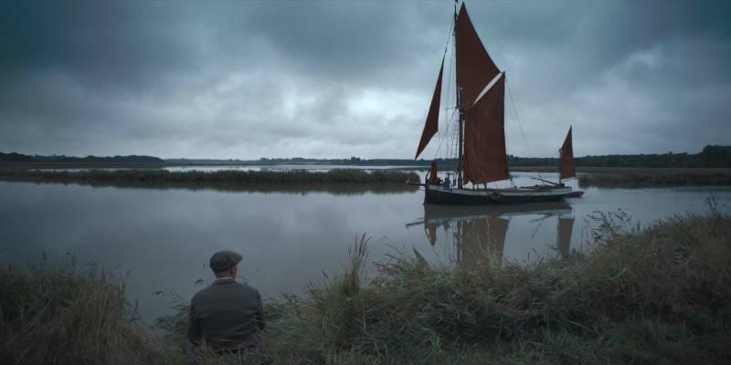 Sailing barge Cygnet