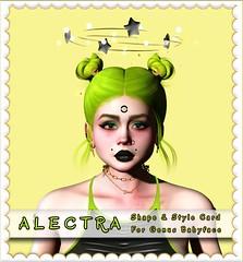 Alectra Shape