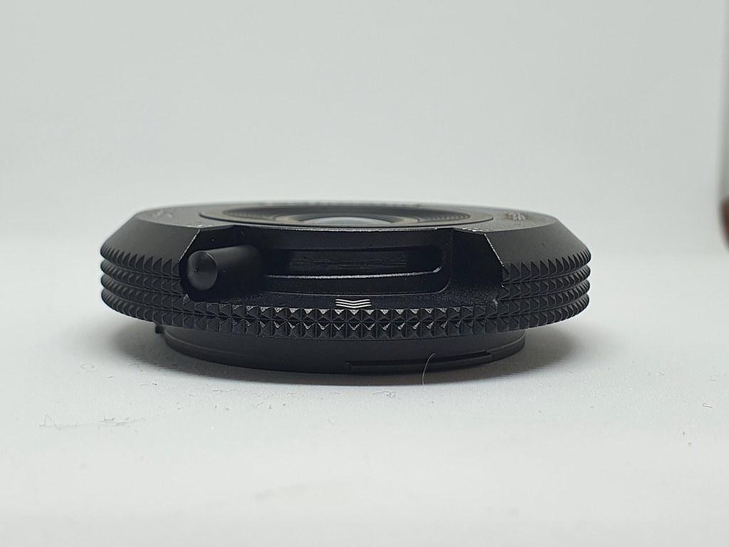 pergear fisheye 10mm F8