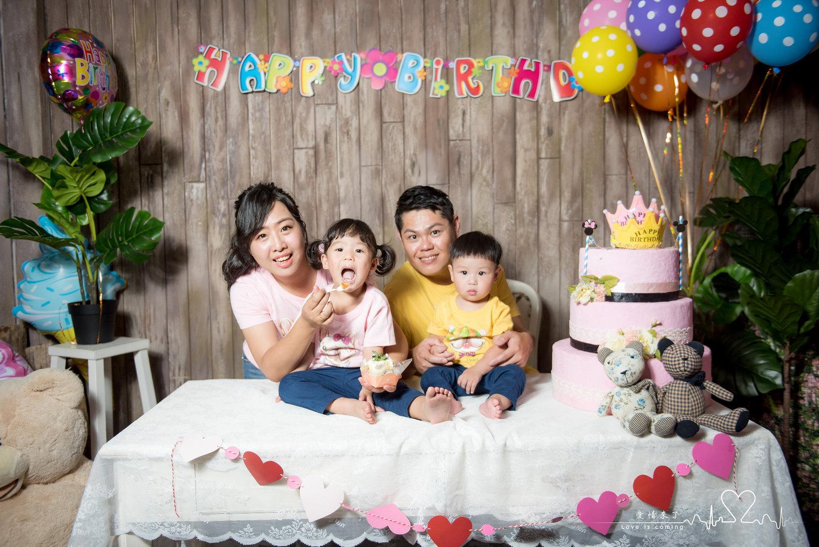 全家福,親子,幸福,快樂,美滿,家庭,AMOR,愛情來了,台中全家福