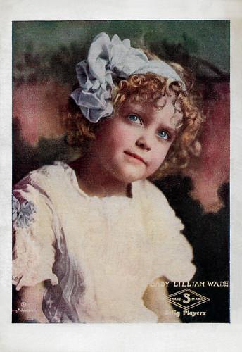 Baby Lillian Wade