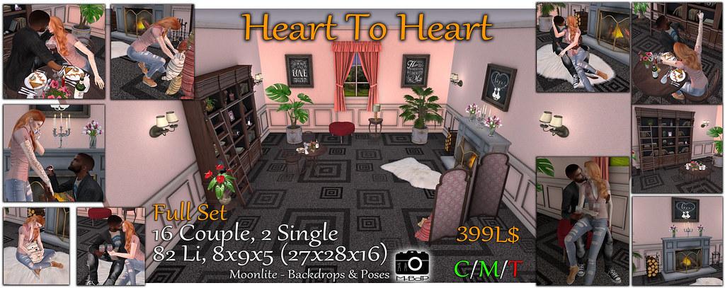 Backdrop :: Heart To Heart