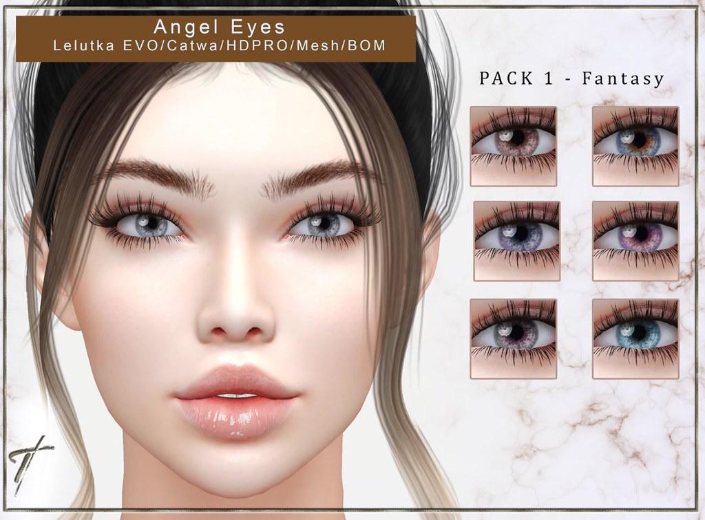 Tville – Angel Eyes PACK1 (MP)