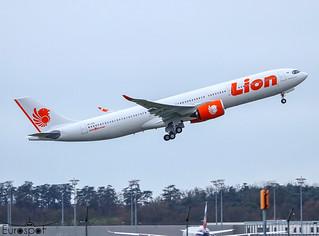 PK-LEQ Airbus A300-941 Lion Air s/n 1956 - Delivery flight * Toulouse Blagnac 2021 *