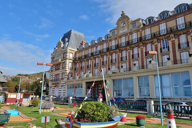 Houlgate, Normandie