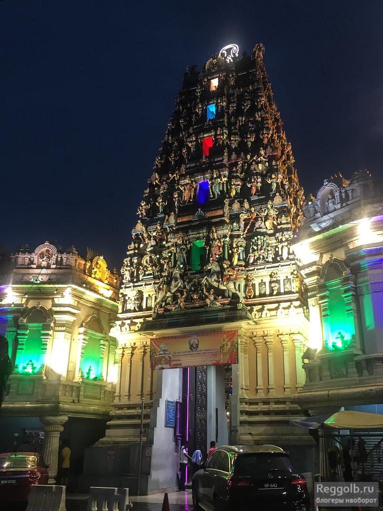 храмШри Махамариамман