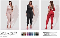 [WellMade] Lumia Jumpsuit - Exclusive for Miix Event