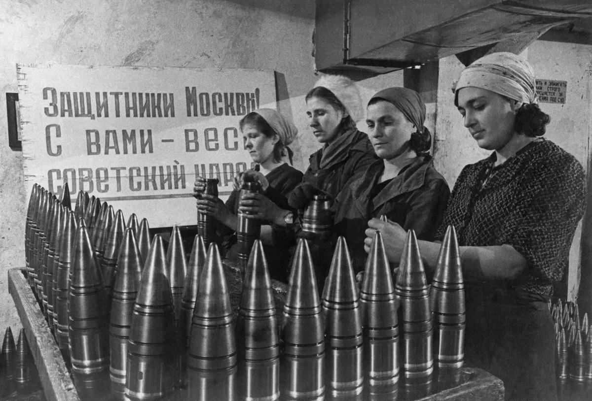 Из серии «Рабочая краса или как выглядели рабочие девушки в СССР». Часть 6 233