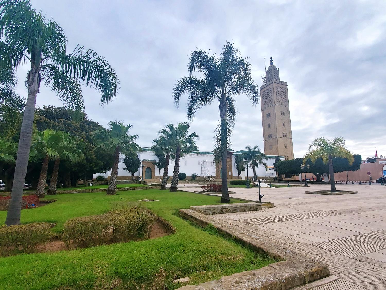 Rabat mosque