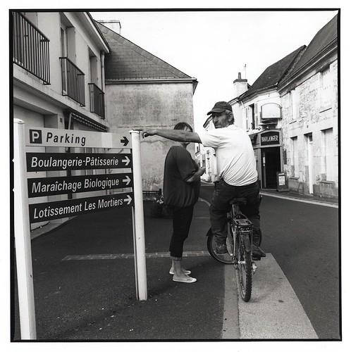 Village Life, Vernoil-le-Fourrier, Loire Valley 2014