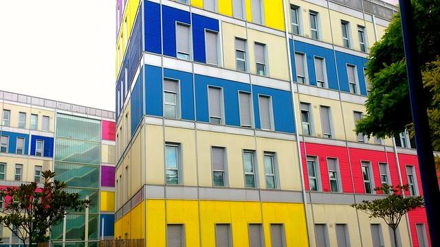 Arquitectura colorida!!!