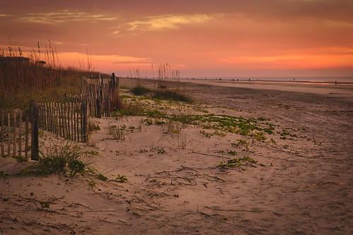 landscape seascape islas islands hiltonhead lowcountry southcarolina sun water colorful playas beaches sand océano ocean sunrises