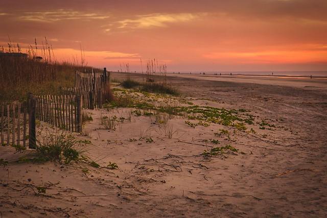 Sunrise. Hilton Head Island, South Carolina