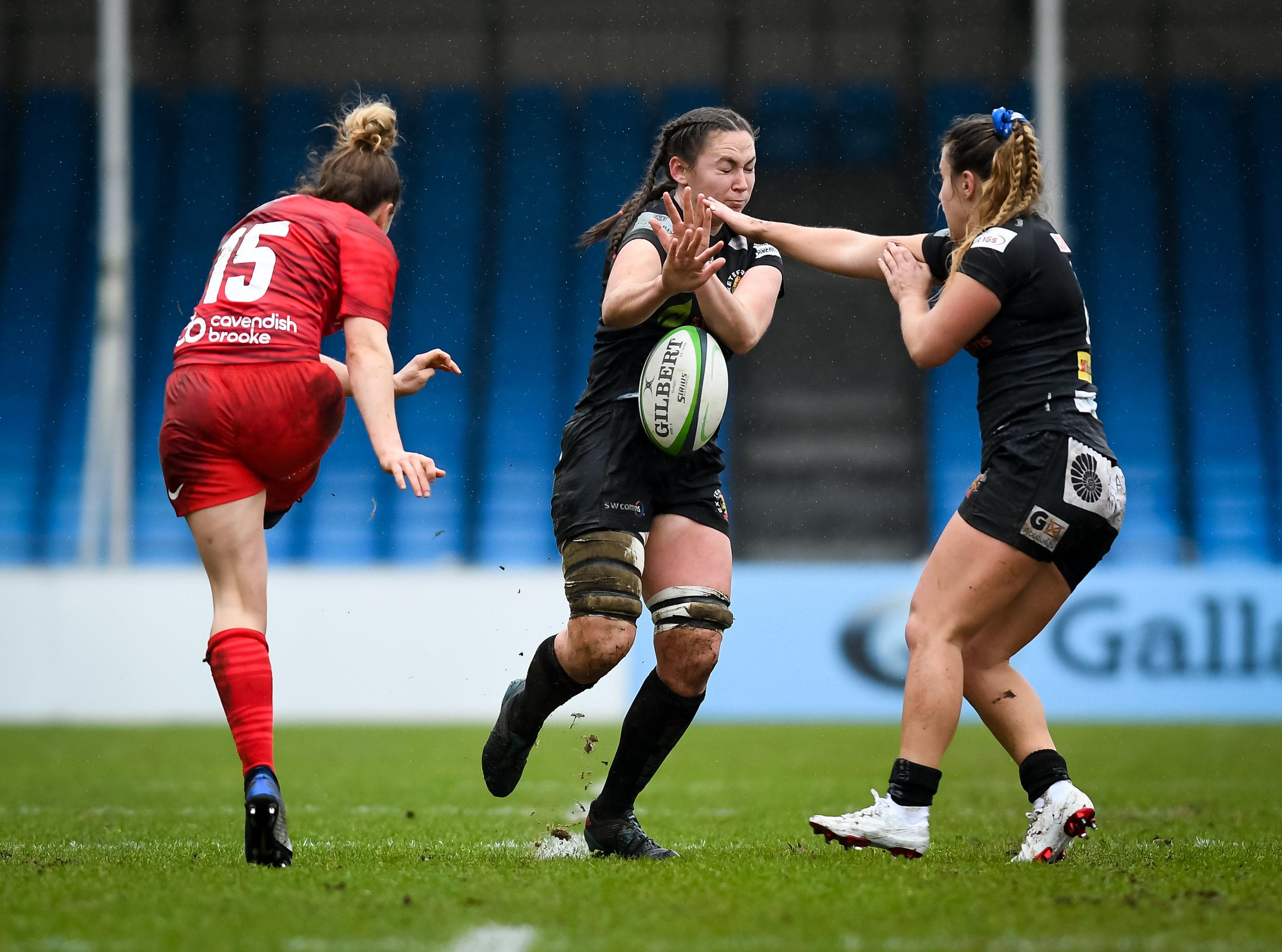 Exeter Chiefs Women v Saracens Women