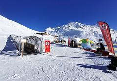 Dětský lyžařský park - Nätschen (1842 m)