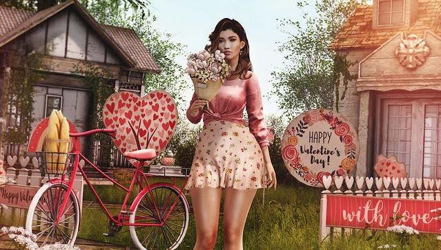 Soon is  Valentine ♥