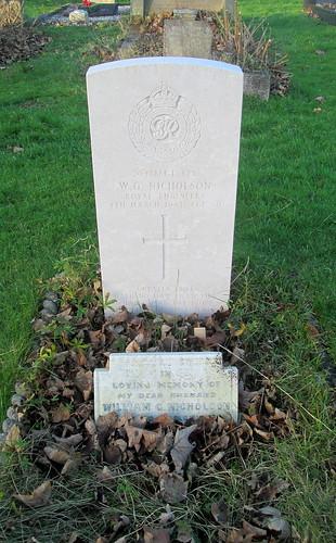 Hebburn, War Grave