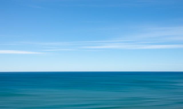 infinite blue (Tarragona, Spain)