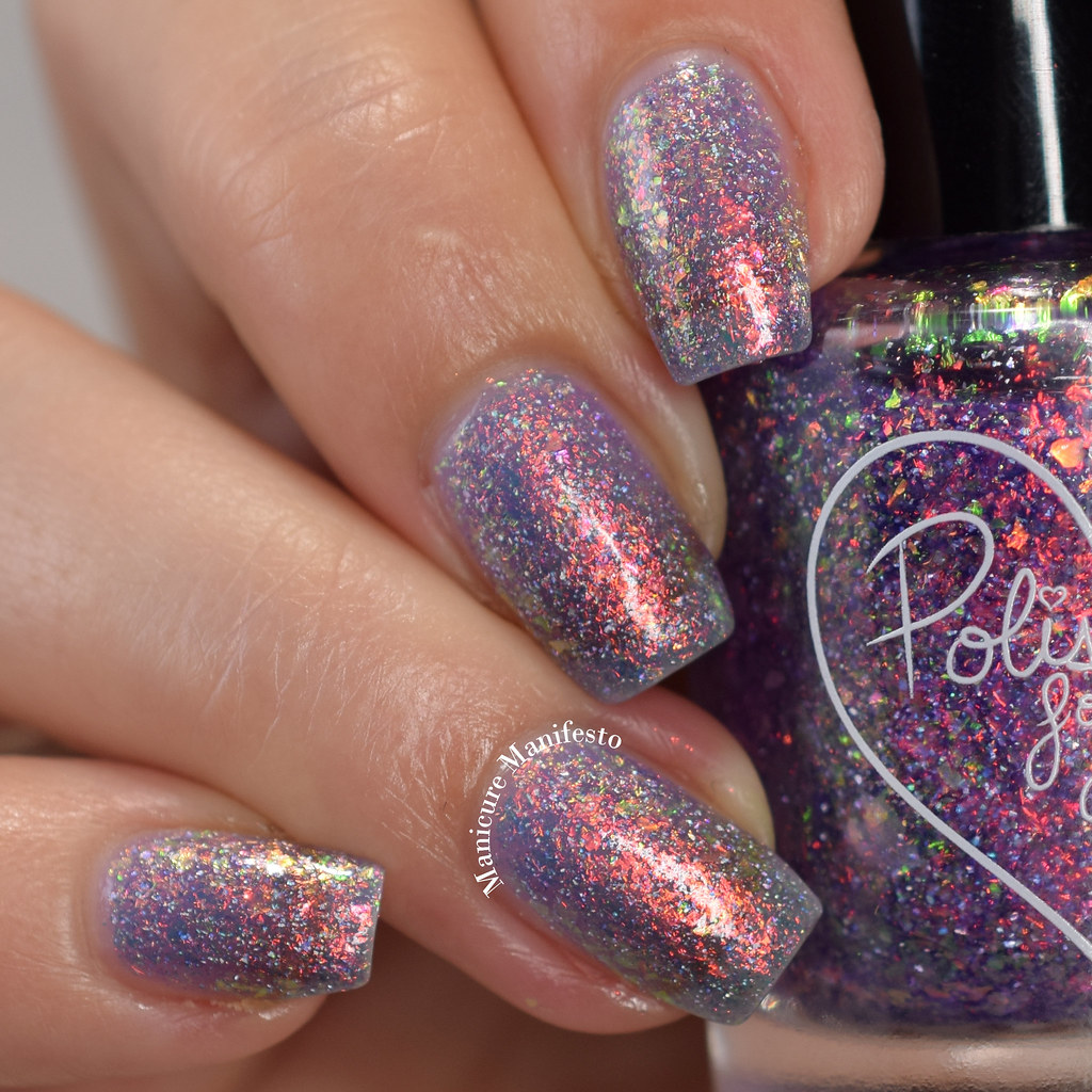 Polished For Days Sugar Plum review