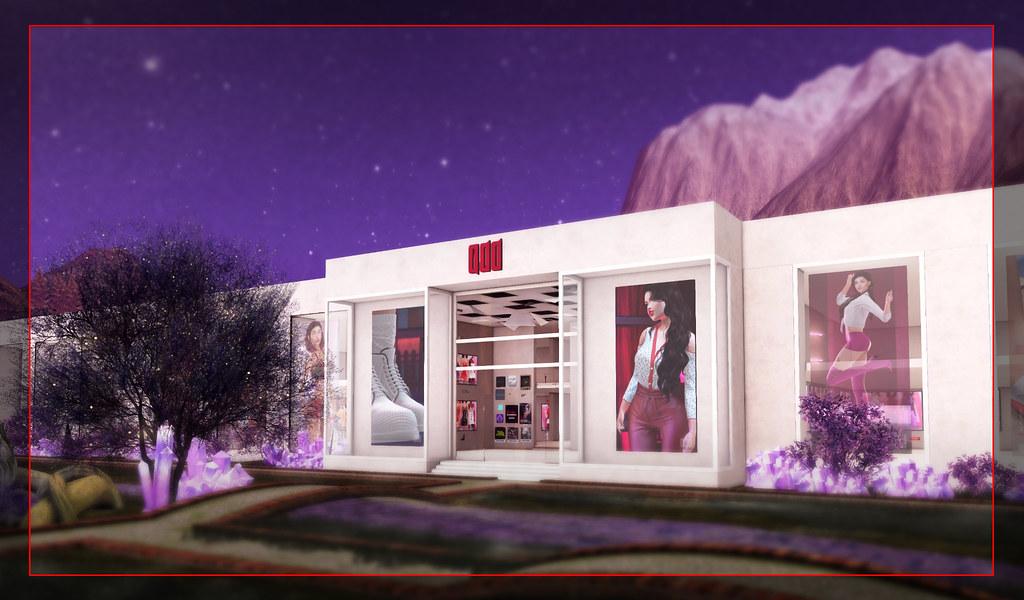 New landmark – [ADD] store !!!
