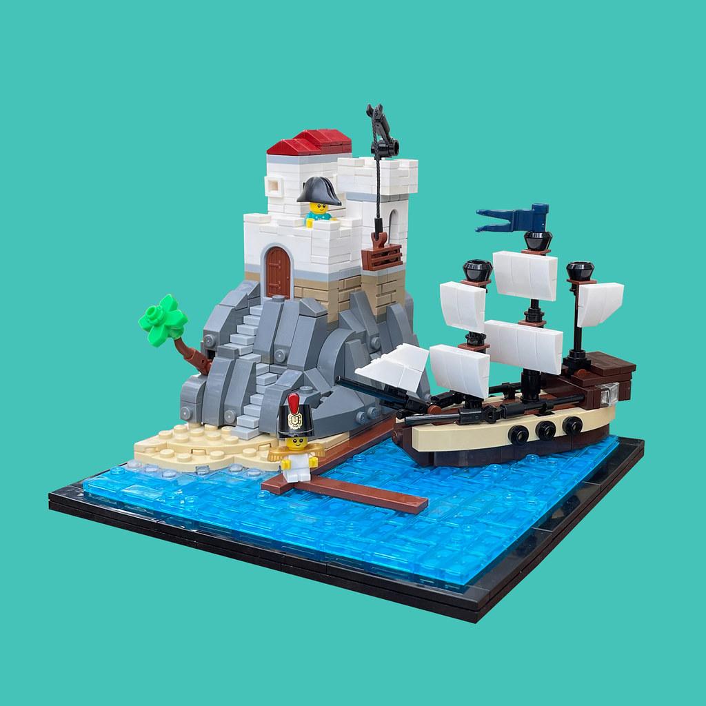 Tiny Trailblazers: Imperial Port